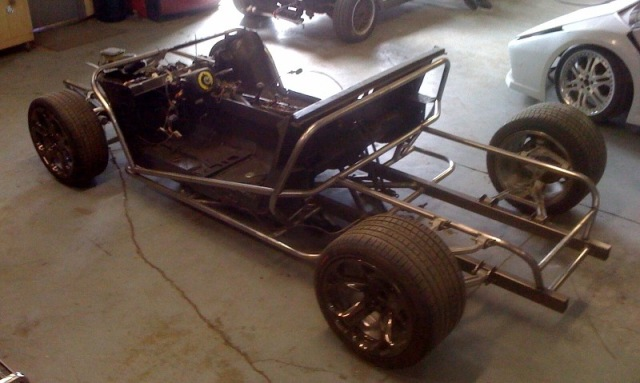 INLAND EXOTICS TUBE CHASSIS - Page 7
