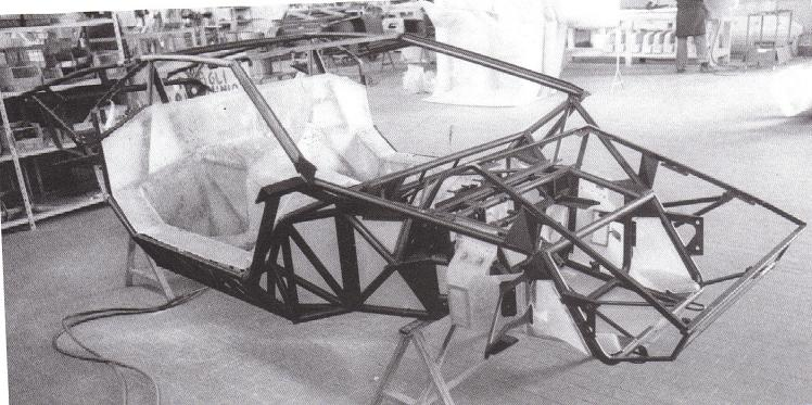 Countach Chassis