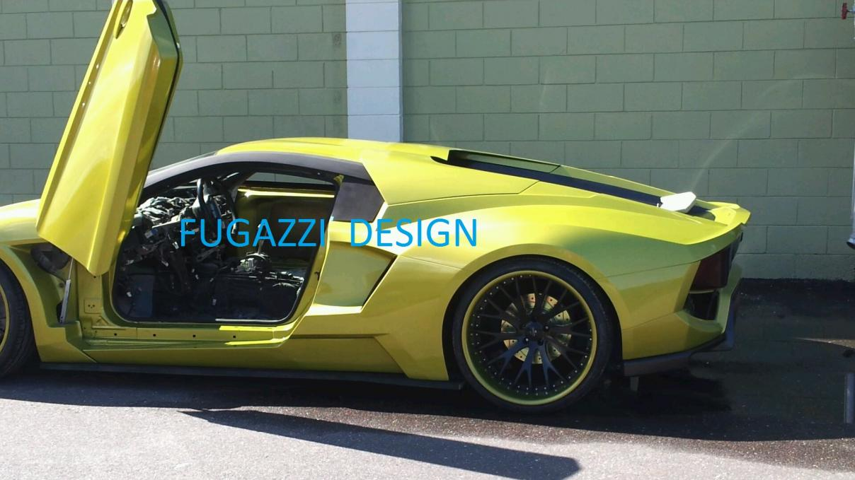 Fugazzi Is Bored Starting A Supercar Build Page