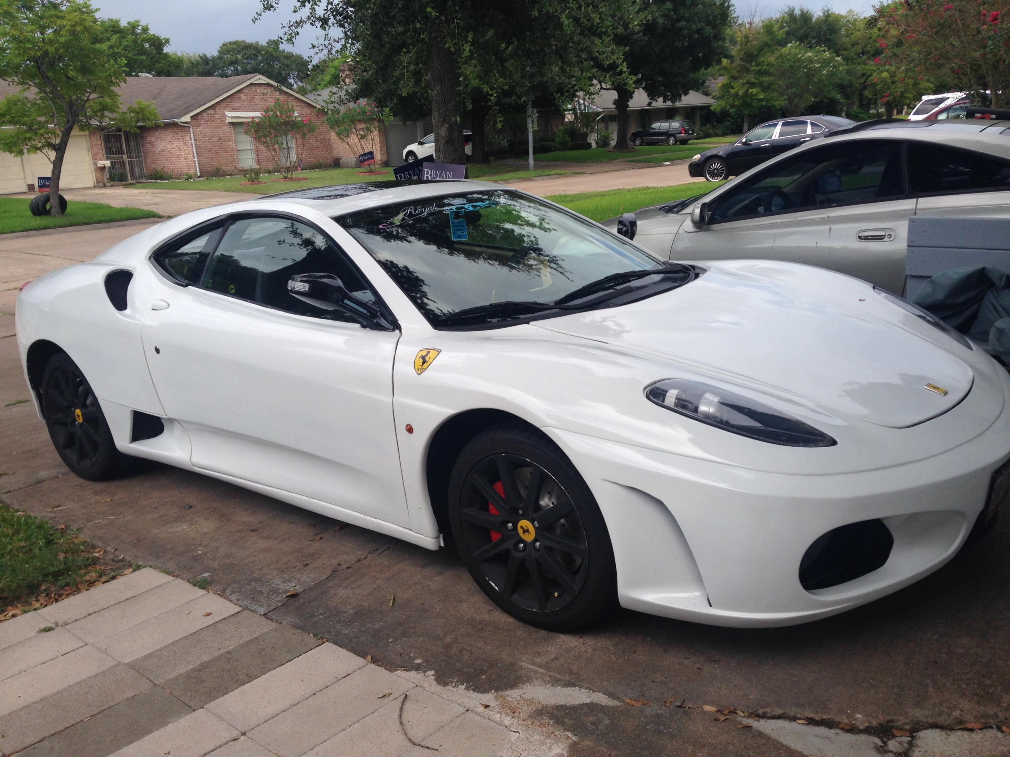 F430 Replica For Sale Houston Texas