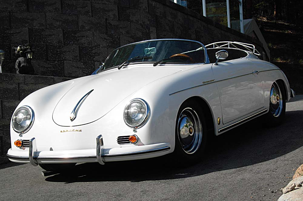 Canada 1958 Porsche Speedster For Sale