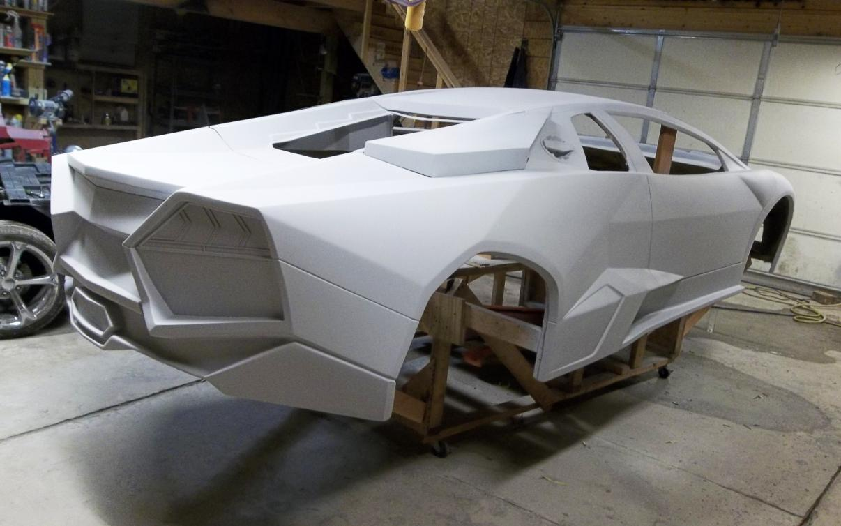 Lamborghini Reventon And Murcielago Lp640 Body Kits For Sale New