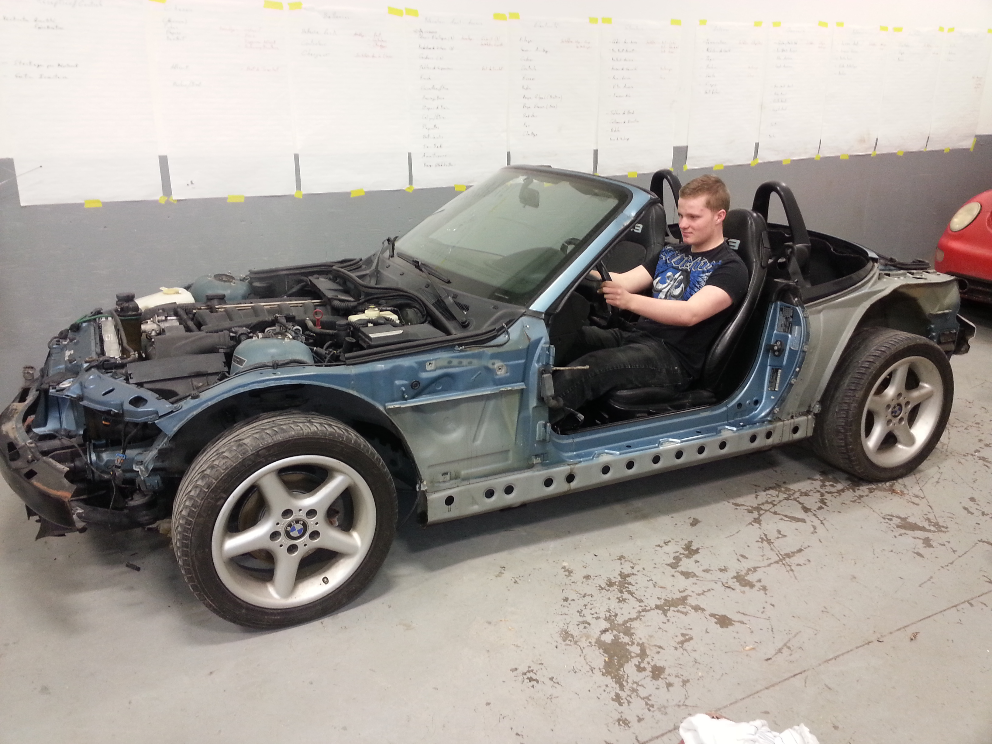 Jamaican Project Bmw Z3 Style