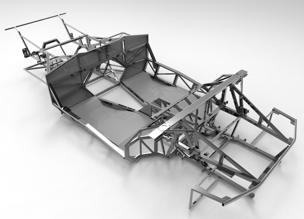 Can I Use The Naerc Chassis Build For An Aventador